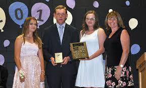 Inaugural Ayla Lundy Memorial Award presented at grad – The Creemore Echo