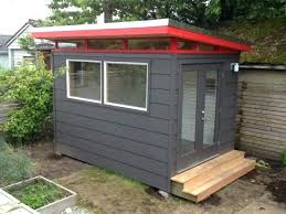 prefab garden office. Outdoor Office Shed Stunning Prefab Kit With Backyard And Black Painted Wooden Sheds For Sale Uk Garden Beauty Of A
