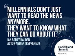 Millennial Quotes Inspiration QUOTES ABOUT MILLENNIALS How To Deal With Millennials