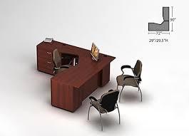 L Shaped fice Desks Global fice Furniture Desks Desk Furniture