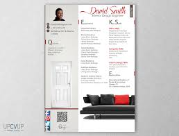 Interior Design Engineer Resume Upcvup Template Word Exemple Cv