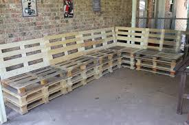 how to pallet furniture. How To Make A Bench. Diy Pallet Furniture - Step 18