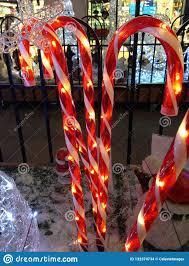 Light Up Garden Candy Canes Light Up Candy Sign Pogot Bietthunghiduong Co