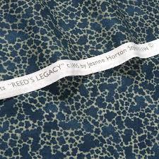 Amazon.com: Windham Quilt Fabrics Reeds Legacy Tree Moss Navy