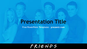 tv powerpoint templates free friends powerpoint template for download prezentr