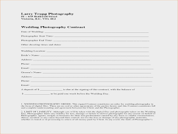 Wedding Photography Contract Template - Sarahepps.com -
