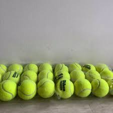Choose from 260+ tennis ball graphic resources and download in the form of png, eps, ai or psd. Wilson Trainer Tennis Balls 24 Balls Lazada Singapore