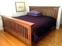 mission style king bed frame – cryptoworldnews.co