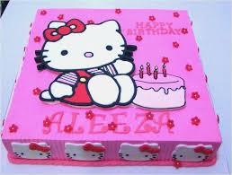 Birthday Cakes Hello Kitty Ideas Birthdaycakegirlideasga