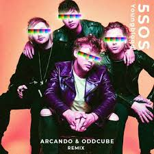 Youngblood 5 Seconds Of Summer Youngblood Arcando Oddcube