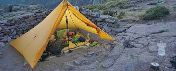 recommended tents tarps and other shelters