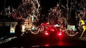 Yogi Bear Park Eureka Mo Christmas Lights Holiday Light Display At Santas Magical Kingdom Jellystone Park