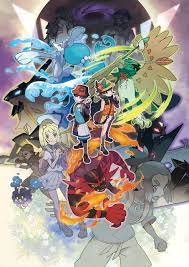 Pokemon Ultra Sun and Moon Wallpapers - Top Free Pokemon Ultra Sun and Moon  Backgrounds - WallpaperAccess