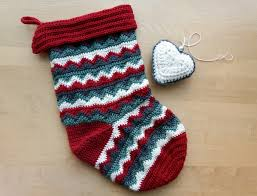 Crochet Stocking Pattern Unique Christmas Stocking Make My Day Creative