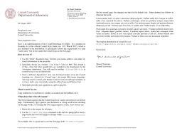Best Ideas Of Cover Letter Format Cornell With Cornell Sample Resume ...