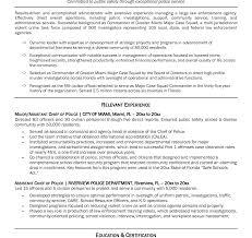 Law Enforcement Promotion Letter Promotional Of Interest Cover