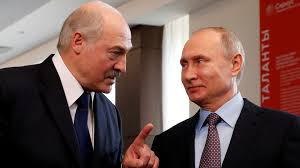 Lukashenko turns to Putin as Belarus protesters clamour for his ...