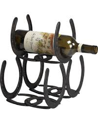 Small wine racks Wall Mounted Small Metal Horseshoe Wine Rack Better Homes And Gardens Amazing Deal On Small Metal Horseshoe Wine Rack