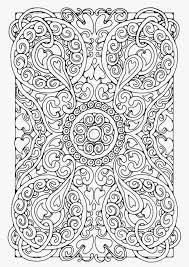 Disegno Mandala Az Colorare