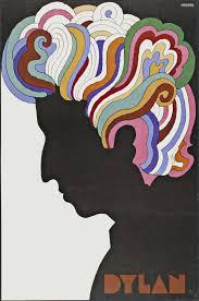 Milton Glaser. <b>Dylan</b>. 1966   MoMA