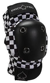 Gear Pro Tec Girdle Size Chart Pro Tec Pads Street Elbow Protectors Unisex Adult Unisex Adult Prt Pel 1508 Checker Large
