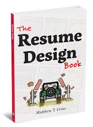news blog the resume design book the resume design book by matthew t cross amazon giveaway blog post jpg