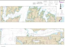 Neuse River Depth Chart Intracoastal Waterway Albermarle Sound To Neuse River