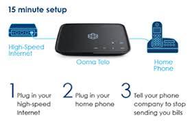 ooma oomatelo2 free voip home service (telo 2) newegg com ooma wiring diagram Ooma Wiring Diagram #18