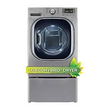 lg tromm dryer. Ultra Large Capacity Dryer With EcoHybrid™ Technology Lg Tromm