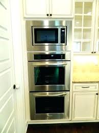 double oven cabinet. Sophisticated Double Oven Cabinet Inspiration For A Contemporary Galley Eat Wall Kitchen