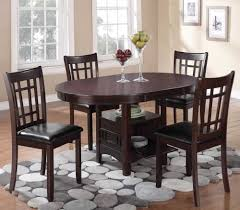 Dining Room Furniture Butterfly Leaf Table Sets Dinin Kona Solid Small Oval Dining Table With Leaf