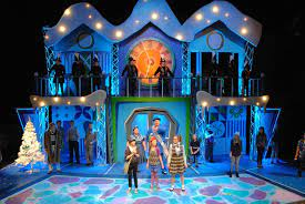Make your production stand out by selecting from our hand crafted sets. Designs Scenic Design Scene Design Elf The Musical
