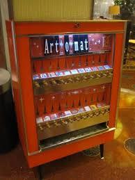 Artomatic Vending Machine Stunning I Love The Artomatic Machines At The Cosmopolitan My Sister