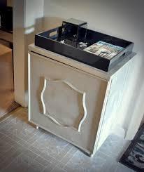 diy metallic furniture. krylon4 diy metallic furniture