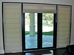 magnetic door shade magnetic shades for french doors roman shades on french doors magnetic roller door