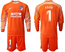 Atletico Madrid To Sale Shirt Discounts 78 Up Goalkeeper