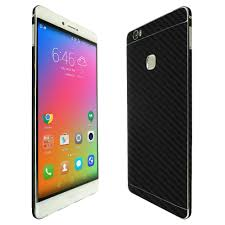 huawei honor note 8. huawei honor note 8 black carbon fiber skin protector