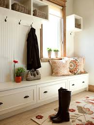 Long Storage Cabinet Mudroom Nice Long Storage Benches Entryway Decorating Three