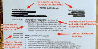 how to perfect your resume how to improve your r sum business insider sample resume ideas how