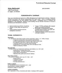 Stunning Administrative Assistant Resume Sample with Strengths and