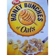 post honey bunches of oats honey roasted nutrition