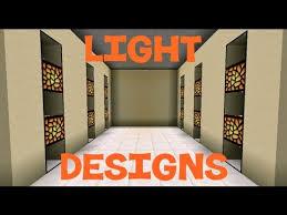 minecraft light designs aesthetic lighting minecraft indoors torches