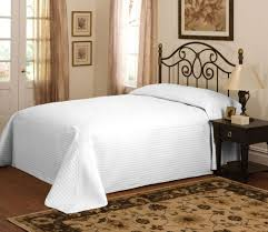 american traditions french tile bedspreads queen white bq7168wtqn