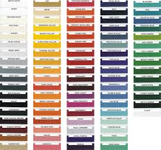 Dallas Signs Mfg Texas Color Combinations