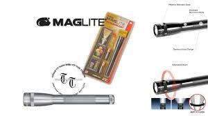 Đèn pin mini AA Maglite SP2209HY cao cấp USA