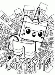 Unikitty The Lego Movie Disegni Da Stampare E Colorare Disegni Da