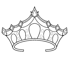 Small Picture Beautiful Tiara Coloring Pages 25 In Coloring Pages for Adults