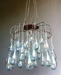 handblown glass chandelier ed by mrsqar in blown horrible