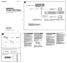 sony cdx gt420u wiring diagram 30 wiring diagram images wiring m 610 wiring harness diagram sony cdx gt210 page1 resize 665%