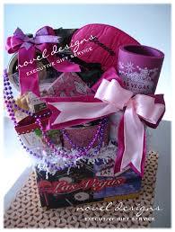 novel designs llc of las vegas custom vegas bachelorette gourmet gift basket las vegas